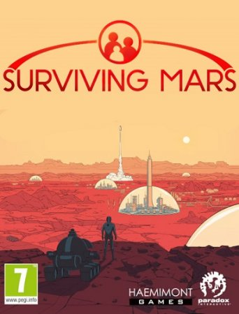 Surviving Mars: Digital Deluxe Edition [DLCs] (2018) PC | RePack от xatab