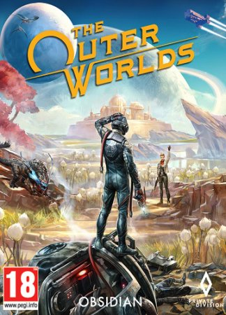 The Outer Worlds [v 1.4.0.595 + DLC] (2019) PC | RePack от xatab