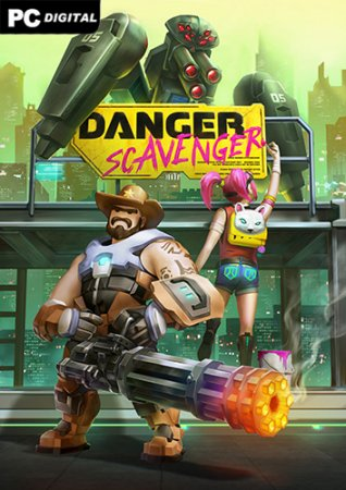 Danger Scavenger [v 1.6.0] (2020) PC | Лицензия