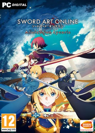 SWORD ART ONLINE Alicization Lycori [v 1.07 + DLCs] (2020) PC | RePack от xatab