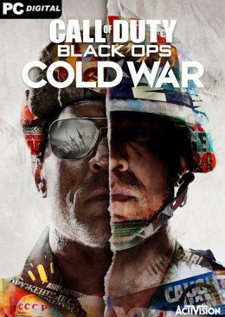 Call of Duty: Black Ops Cold War (2020) PC | Лицензия