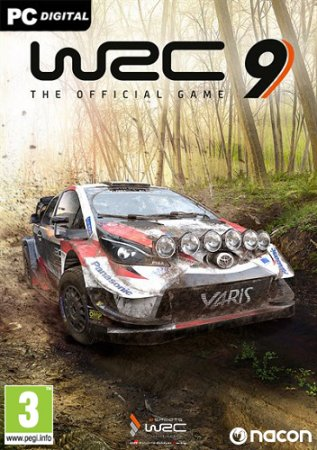 WRC 9 FIA World Rally Championship: Deluxe Edition [v 1.0u2 + DLCs] (2020) PC | RePack от xatab