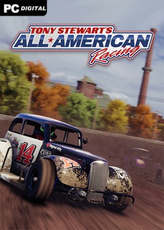 Tony Stewart's All-American Racing (2020) PC | Лицензия