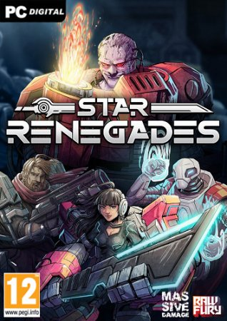 Star Renegades - Deluxe Edition (2020) PC | Лицензия