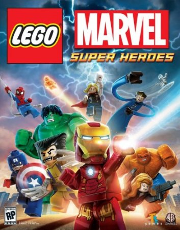 LEGO Marvel Super Heroes (2013) PC | RePack от xatab