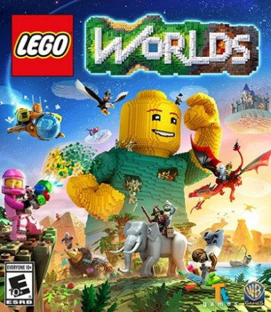 LEGO Worlds (2017) PC | RePack от xatab