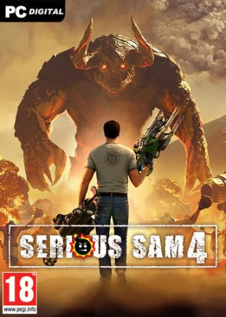 Serious Sam 4: Deluxe Edition [v 1.04 + DLC] (2020) PC | RePack от xatab