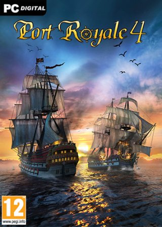 Port Royale 4: Extended Edition [v 1.1.1.16203 + DLC] (2020) PC | RePack от xatab