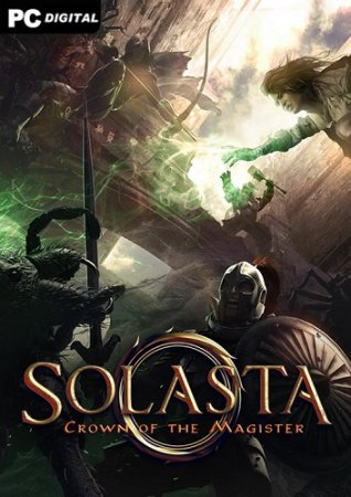 Solasta: Crown of the Magister (2020) PC | Early Access